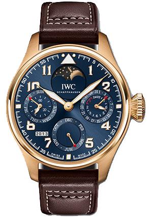 IWC IW5028-02 : Big Pilot Perpetual Calendar Le Petit Prince