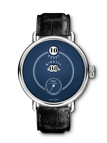 IW5050-03 : IWC Tribute to Pallweber Edition 150 Years Stainless Steel