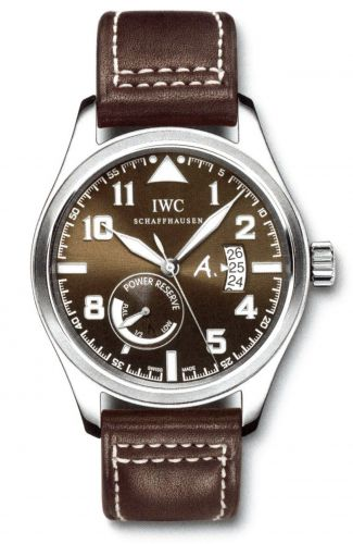 IW3201-02 : IWC Pilot's Watch Antoine De Saint Exupery Power Reserve White Gold
