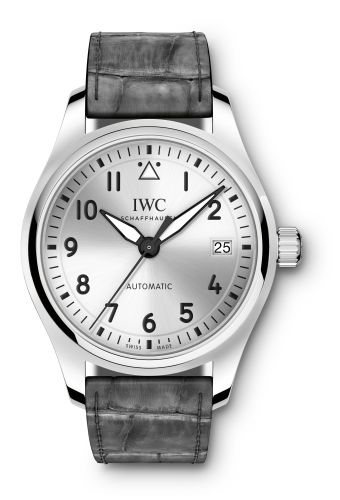 IWC IW3240-07 : Pilot's Watch 36 Silver