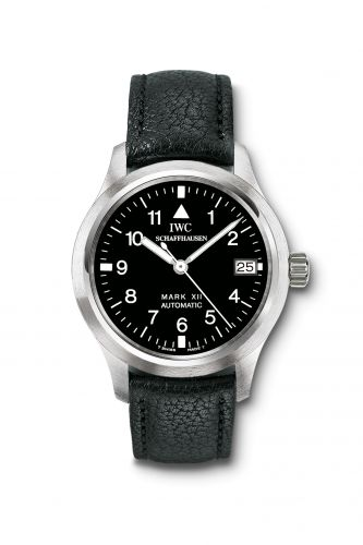 IW3241-01 : IWC Pilot's Watch Mark XII Stainless Steel / Black / Strap