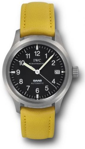 IWC IW3242-01 : Pilot's Watch Mark XII Titanium / Black / SAAB