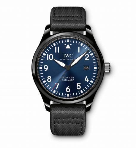 IWC IW3247-03 : Pilot's Watch Mark XVIII Laureus