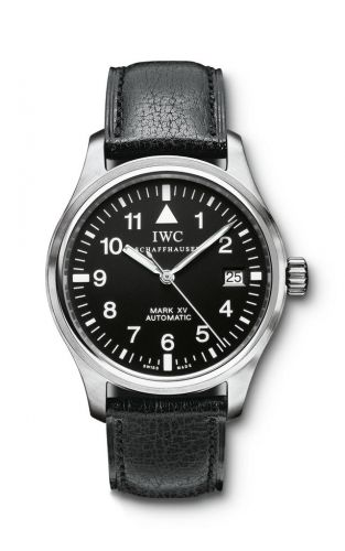 IWC IW3253-01 : Pilot's Watch Mark XV Stainless Steel / Black / Strap