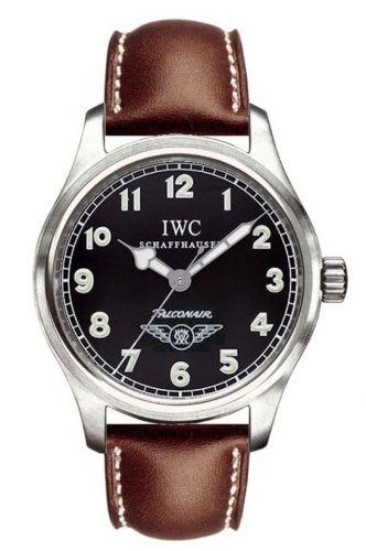 IWC IW3253-08 : Pilot's Watch Mark XV Stainless Steel / Black / Falconair