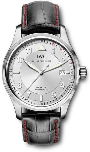 IWC IW3253-15 : Pilot's Watch Mark XV Spitfire Stainless Steel / Silver / Teatro alla Scala