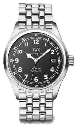 IWC IW3255-17 : Pilot's Watch Mark XVI Japan / Bracelet