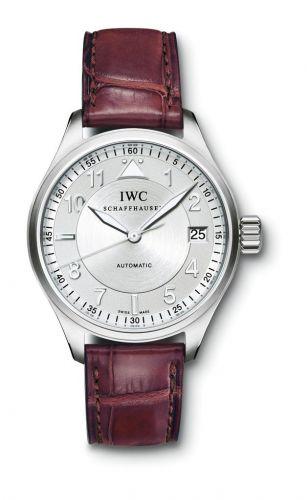 IWC IW3256-05 : Pilot's Watch Spitfire Midsize / Bordeaux Alligator