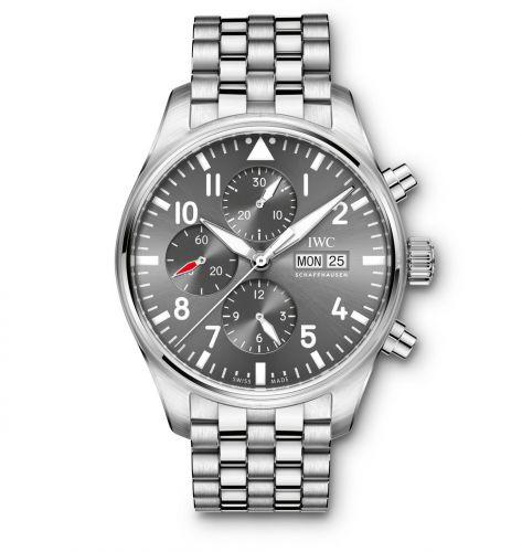 IW3777-19 : IWC Pilot's Watch Chronograph Spitfire