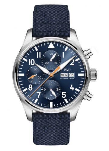 IWC IW3777-29 : Pilot's Watch Chronograph Captain Blue / Tmall