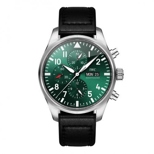 IWC IW3777-31 : Pilot's Watch Chronograph Solidarity with Beirut