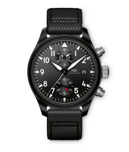 IWC IW3890-01 : Pilot's Watch Top Gun Chronograph