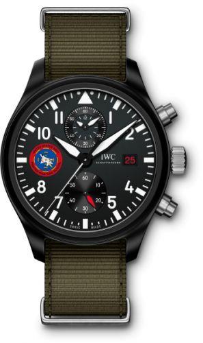 IWC IW3890-04 : Pilot's Watch Top Gun Chronograph Strike Fighter Tactics Instructor