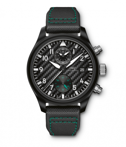 IWC IW3890-05 : Pilot's Watch Top Gun Chronograph Mercedes - AMG Petronas Motorsport