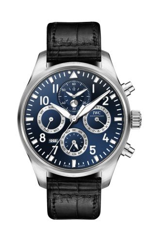 IWC IW3922-03 : Pilot's Watch Perpetual Calendar Chronograph Laureus Charity Night 2019