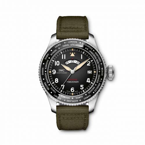 IWC Pilot IW3955-01