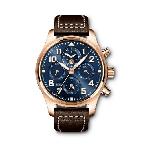 IWC IW3922-02 : Pilot's Watch Perpetual Calendar Chronograph 'Le Petit Prince'