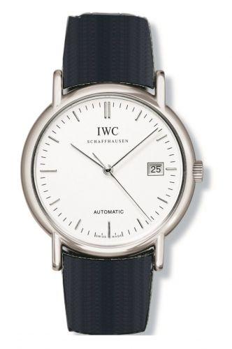 IWC IW3533-02 : Portofino Automatic / Stainless Steel / White / Strap