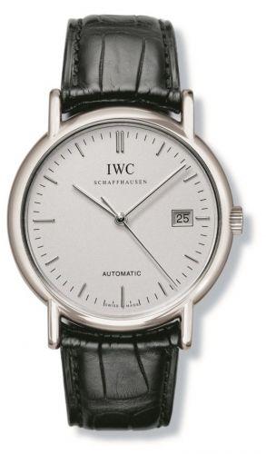 IWC IW3533-09 : Portofino Automatic / Stainless Steel / Silver / Strap