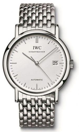 IWC IW3533-11 : Portofino Automatic / Stainless Steel / Silver / Bracelet