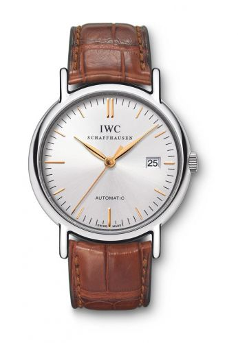 IWC IW3563-03 : Portofino Automatic Stainless Steel / Silver