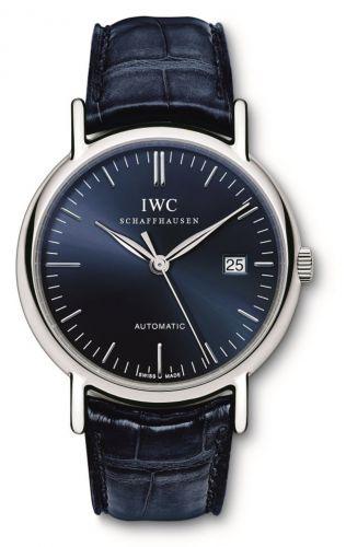 IWC IW3563-04 : Portofino Automatic Stainless Steel / Blue