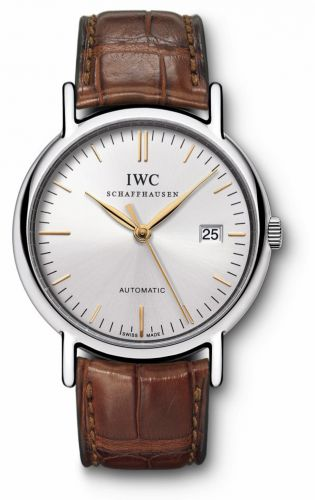 IWC IW3563-07 : Portofino Automatic Stainless Steel / Silver