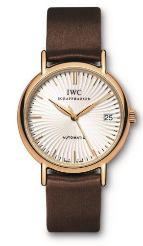 IWC IW3564-02 : Portofino Midsize Rose Gold / Silver