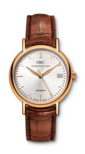 IWC IW3564-03 : Portofino Midsize Rose Gold / Silver