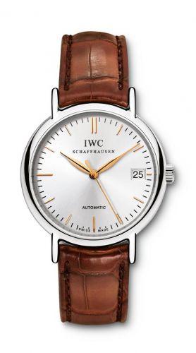 IWC IW3564-04 : Portofino Midsize Stainless Steel / Silver