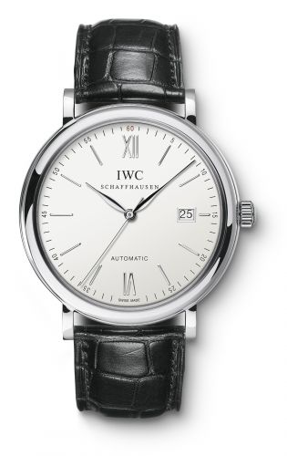IW3565-01 : IWC Portofino Automatic Stainless Steel / Silver
