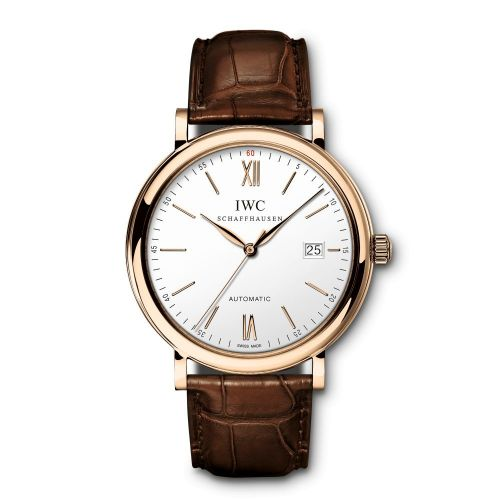 IWC IW3565-24 : Portofino Automatic Red Gold / 1881 Heritage Boutique