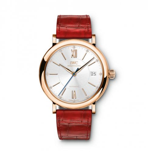 IWC IW4581-18 : Portofino Automatic 37 Red Gold / Silver / Chinese New Year