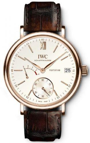 IWC IW5101-12 : Portofino Hand-Wound Eight Days Red Gold / Lafayette