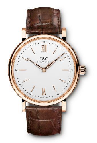 IWC IW5111-01 : Portofino Pure Classic Red Gold