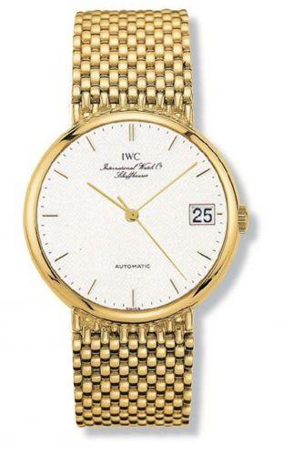 IWC IW9251-01 : Portofino Automatic Yellow Gold / White / Bracelet