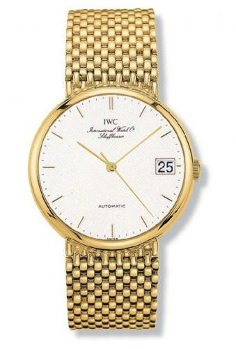 IWC IW9261-05 : Portofino Automatic Yellow Gold / White / Bracelet