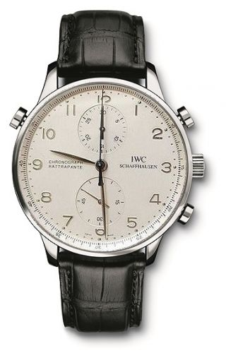 IWC IW3712-05 : Portuguese Chrono-Rattrapante Platinum