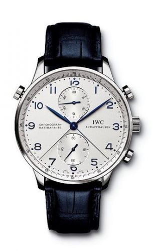 IWC IW3712-14 : Portugieser Chrono-Rattrapante Stainless Steel / Italy