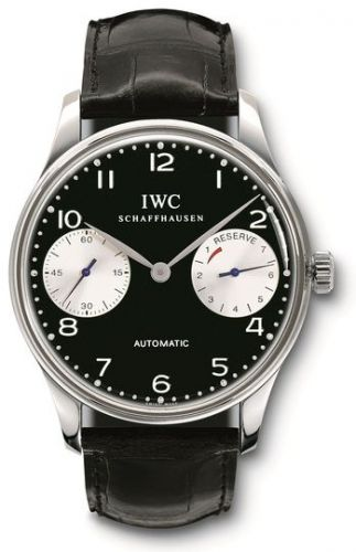 IWC IW5000-01 : Portugieser Automatic 2000 Stainless Steel