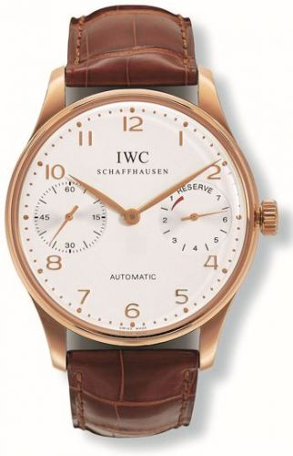 IWC IW5000-04 : Portugieser Automatic 2000 Red Gold