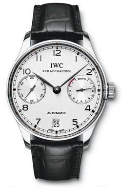 IWC IW5001-19 : Portuguese Automatic Stainless Steel / Taiwan