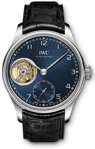 IWC IW5463-03 : Portugieser Tourbillon Hand-Wound Laureus Charity Night Milano 2014