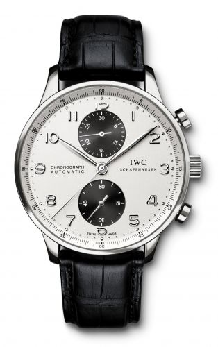 IWC IW3714-64 : Portuguese Chrono-Automatic Stainless Steel / Panda Japan