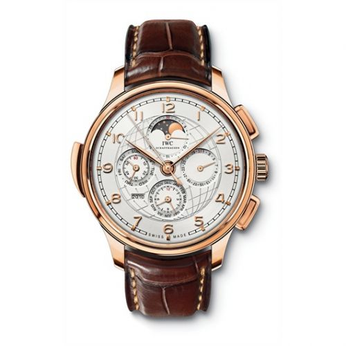 IWC IW3774-02 : Portugieser Grande Complication Red Gold