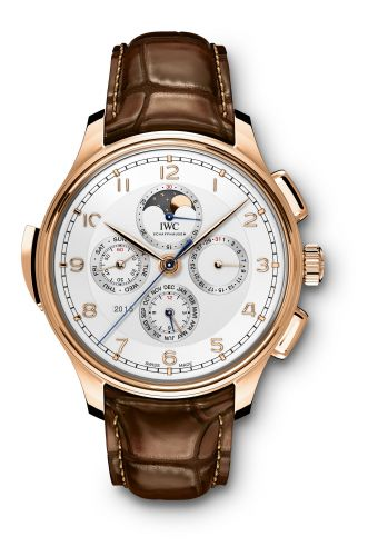 IWC IW3776-02 : Portugieser Grande Complication Red Gold