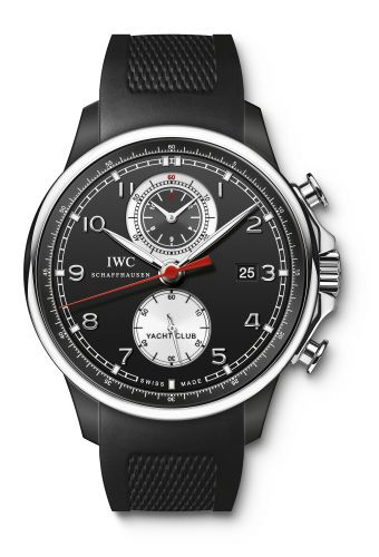 IWC IW3902-08 : Portuguese Yacht Club Chronograph Boutique Edition