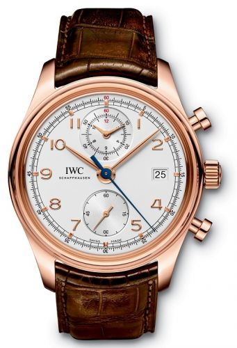 IWC IW3904-02 : Portuguese Chronograph Classic Red Gold