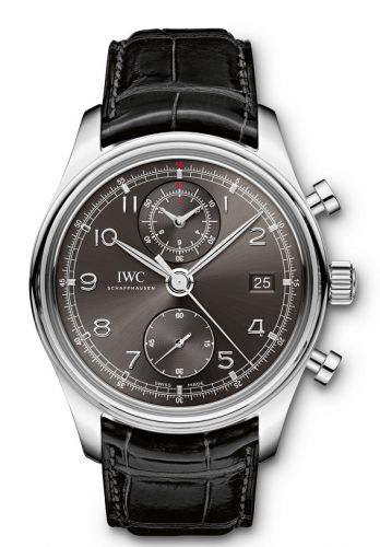 IWC IW3904-04 : Portuguese Chronograph Classic Ardoise