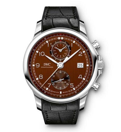 IWC IW3905-04 : Portuguese Yacht Club Chronograph 43.5 Boesch